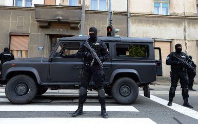 Beogradska policija (Foto: Arhiva/AFP)