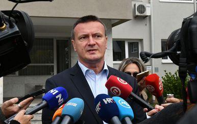 Župan Danijel Marušić o isplati zaostalih plaća radnicima Đure Đakovića (Foto: Ivica Galovic/PIXSELL)