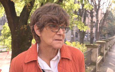 Gordana Vilović, profesorica na Fakultetu političkih znanosti (Foto: Dnevnik.hr)