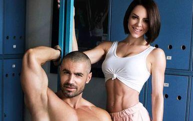 Monika i Sandi Imerović (Foto: Instagram)