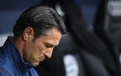 Niko Kovač na klupi Bayerna (Foto: AFP)