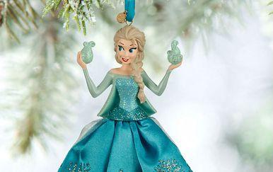 Ukras za bor u obliku princeze Else