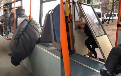 Prizori iz javnog prijevoza (Foto:Instagram/humansoftrulai)