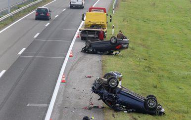 Prometna nesreća na A3 kod čvora Križ (Foto: Ilustracija (Foto: Marko Mrkonjic/PIXSELL)) - 7