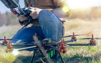 Dron, ilustracija (Foto: Getty)