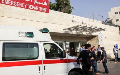 Napad u Jordanu (Foto: AFP)