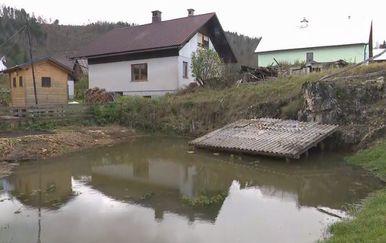 Posljedice obilne kiše (Foto: Dnevnik.hr) - 1