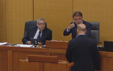 Gordan Jandroković i Gordan Maras (Foto: Dnevnik.hr)