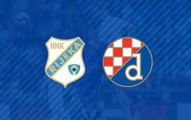 Rijeka - Dinamo (Foto: GOL.hr)