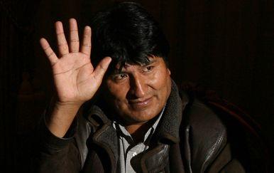 Evo Morales (Foto: AFP Photo/Venezuelian Presidency)