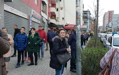 Novi potres u Albaniji (Foto: Dnevnik.hr) - 1