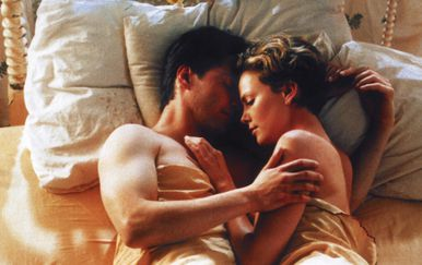 Keanu Reeves i Charlize Theron