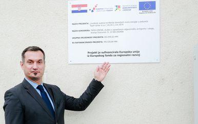 Goran Fric - direktor Tepih centra