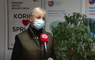 Marija Bubaš, pomoćnica ravnatelja HZJZ-a