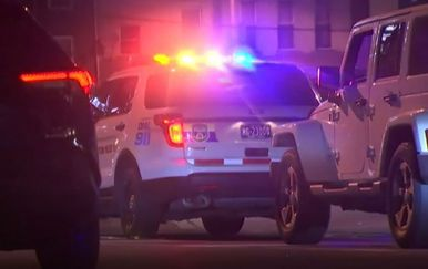 Policijsko vozilo u SAD-u