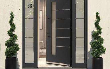 Inotherm aluminijska ulazna vrata - 1