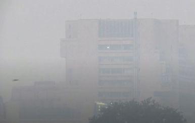 Zagađenje zraka u Indiji - 5