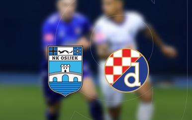Dinamo - Osijek