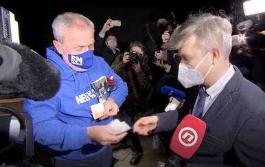 Milan Bandić plaća Dariju Juričanu - 2