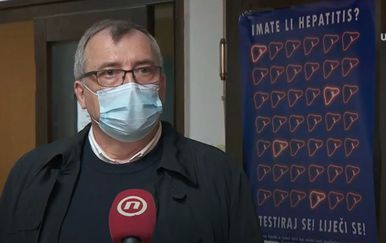 Krunoslav Capak u Dnevniku Nove TV - 2