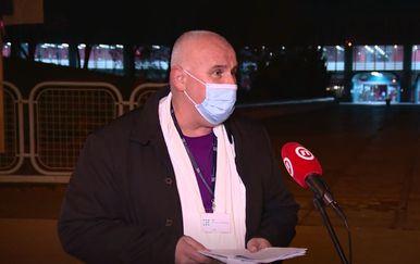 Vjekoslav Jeleč, pročelnik zagrebačkog Gradskog ureda za zdravstvo