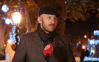 Marin Medak, predsjednik Nacionalne udruge ugostitelja