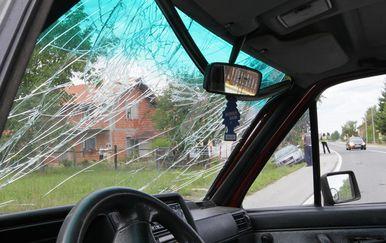 Prometna nesreća (Foto/Arhiva: Marijan Susenj/PIXSELL)