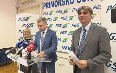 Anka Mrak Taritaš, Boris Miletić, i Darijo Vasilić (Foto: Dnevnik.hr)