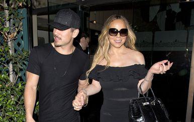 Mariah Carey i Brian Tanaka (Foto: Profimedia)