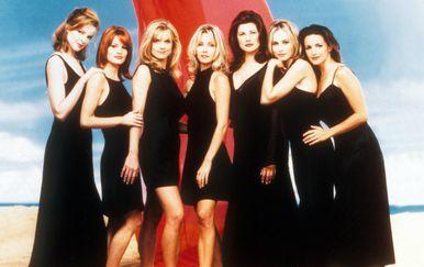 Dio ženske glumačke postave serije
