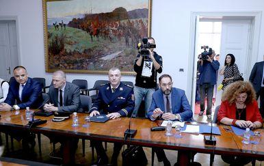 Sjednica Odbora za unutarnju politiku i nacionalnu sigurnost, arhiva (Foto: Patrik Macek/PIXSELL)