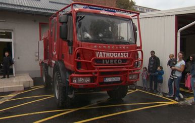 Zagrebački vatrogasci (Foto: Dnevnik.hr) - 2