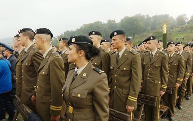 Hodočašće policije, vojnika i branitelja (Foto: Dnevnik.hr) - 5