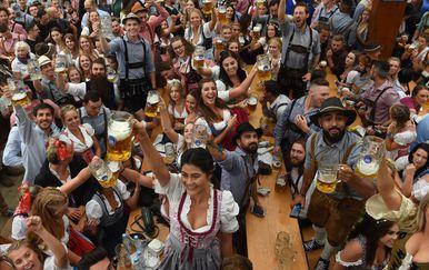 Završio Oktoberfest (Foto: AFP)