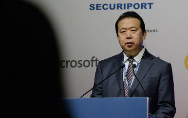 Meng Hongwei (Foto: AFP)
