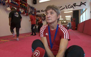 Europska prvakinja u paratekvandou Senada Halilčević (Foto: Dnevnik.hr)