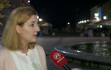 Ivana Smolčić Jerković iz Udruge mama Brod (Foto: Dnevnik.hr)