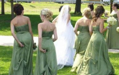 Luda vjenčanja (Foto: izismile.com) - 17
