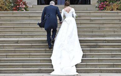 Vjenčanicu princeze Eugenije dizajnirali su Peter Pilotto i Christopher De Vos