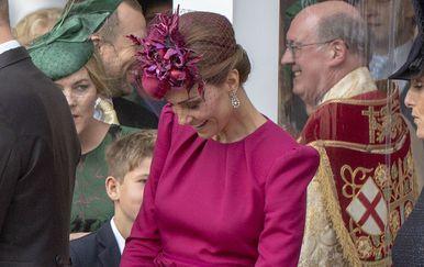 Catherine Middleton na vjenčanju princeze Eugenie - 3