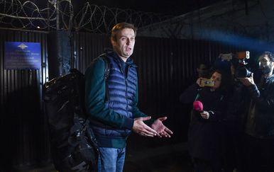 Aleksej Navalni (Foto: AFP)