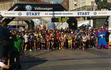 Održan 27. zagrebački maraton (Foto: Dnevnik.hr) - 2