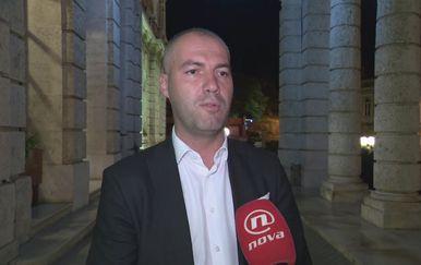 Robert Cvek, zamjenik gradonačelnika Pule (Foto: Dnevnik.hr)