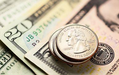 Dolari (Foto: AFP)