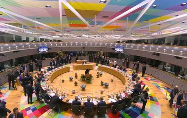Summit Europske unije u Bruxellesu (Foto: Dnevnik.hr) - 3