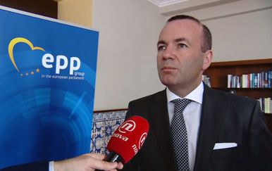 Manfred Weber, Europska pučka stranka (Foto: Dnevnik.hr)