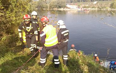 Pokazna vježba Civilne zaštite (Foto: Dnevnik.hr)