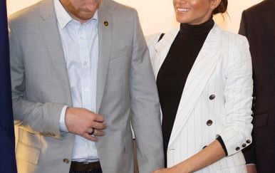 Princ Harry, Meghan Markle (FOTO: Getty)