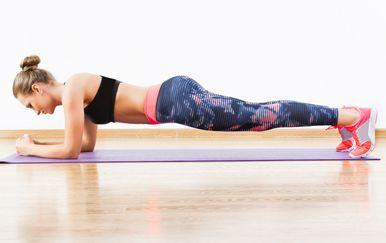 Vježba plank