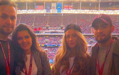 Izabel, Mateo i Jelena Kovačić (Foto: Instagram)